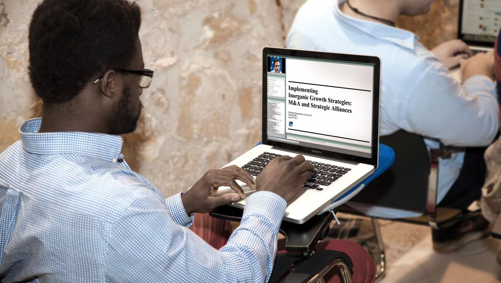 MBA-Programme: Per Livechat zum Business-Meister