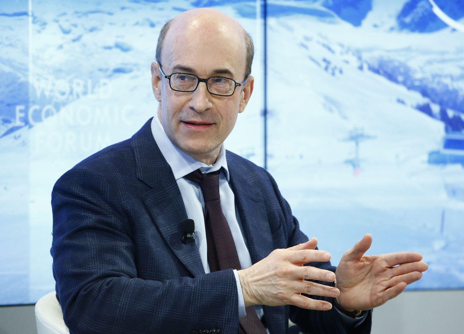 DAVOS/ Kenneth Rogoff