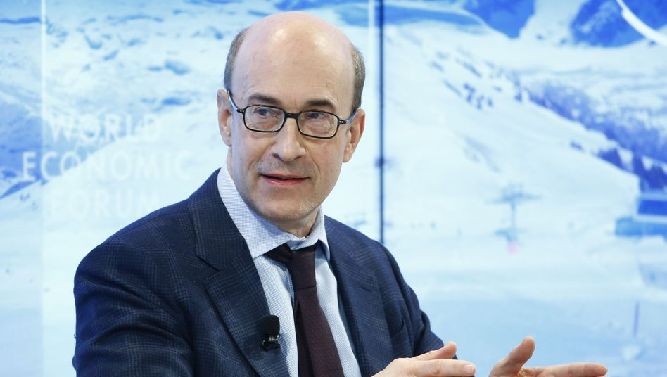 Economist Kenneth Rogoff