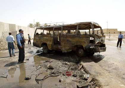 Anschlag in Bakuba: Alle Opfer waren Zivilisten