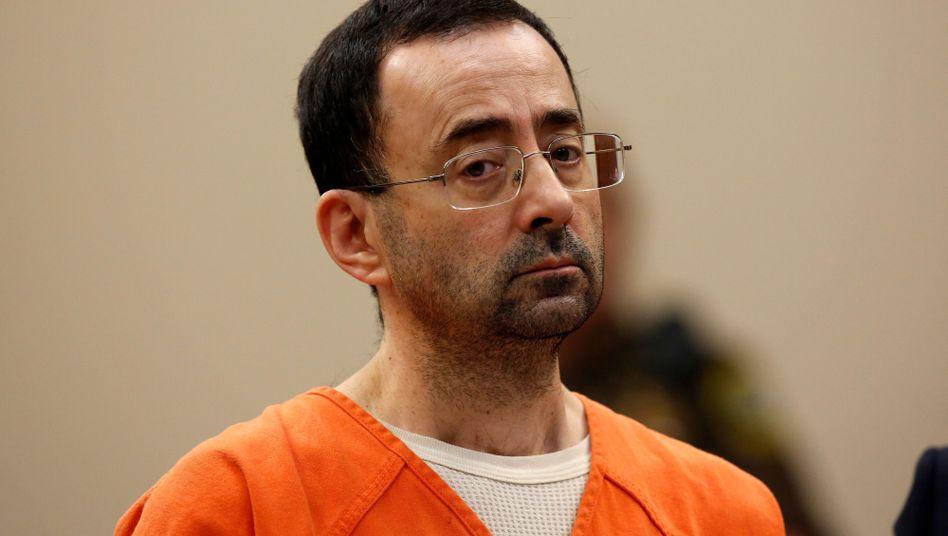 Angeklagter Larry Nassar