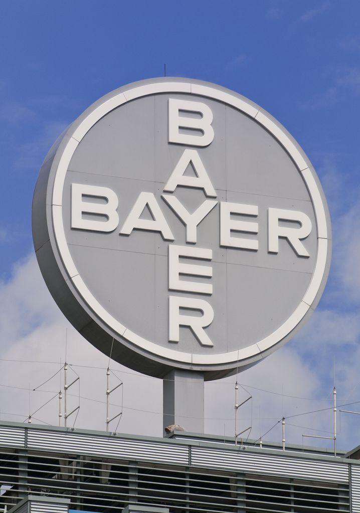 """Firmenlogo von Bayer: Aufsatz war """"theoretische Analyse"""""""