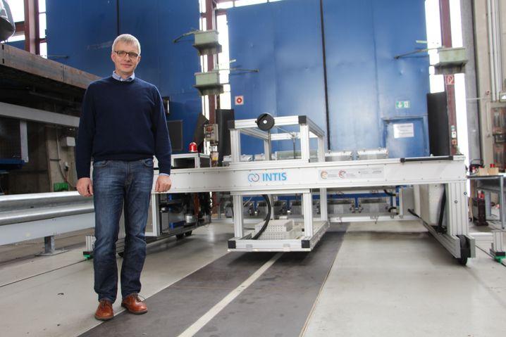 Ralf Effenberger, INTIS-Geschäftsführer