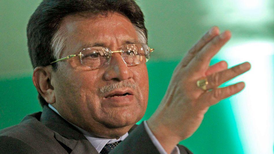 """Pervez Musharraf: """"Wir haben die pakistanische Gesellschaft über zehn Jahre lang vergiftet"""""""