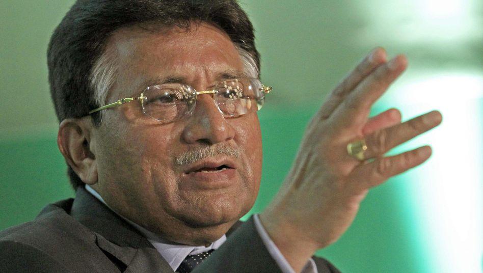 """Pervez Musharraf: """"We poisoned Pakistani civil society for 10 years."""""""