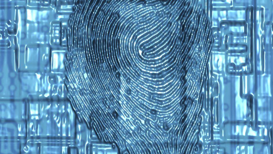 Fingerabdruck (Symbolbild): Kann in Windows 10 Passwörter ersetzen