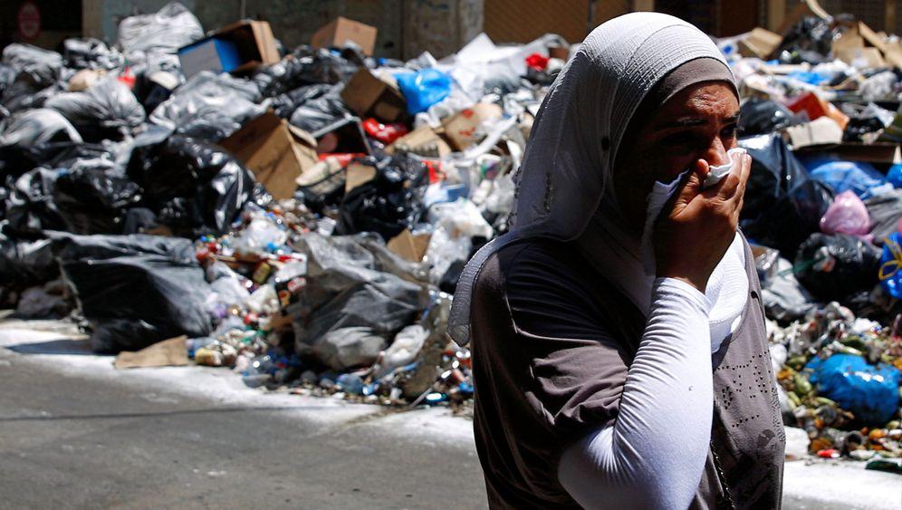 Beirut: Müll, Müll, Sondermüll