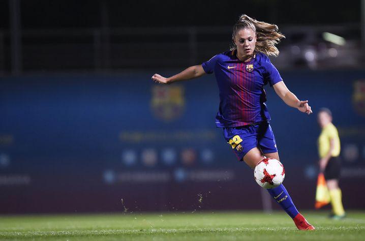 Lieke Martens ist in den sozialen Netzwerken die populärste europäische Fußballerin