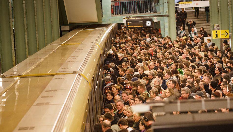 Erfolg für GDL: Bahn will möglichst schnell wieder mit der GDL verhandeln