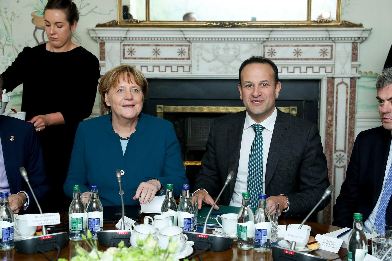 BRITAIN-EU/IRELAND-GERMANY