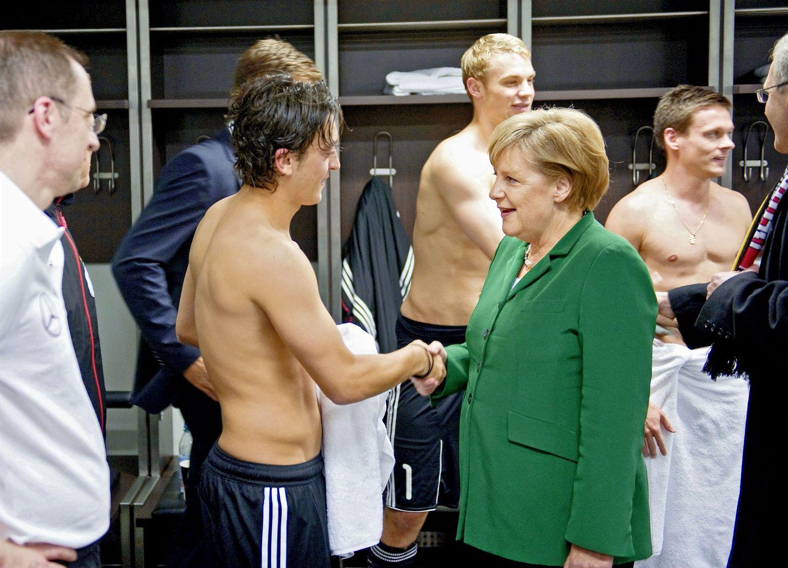 EM-Qualifikation Deutschland - Türkei