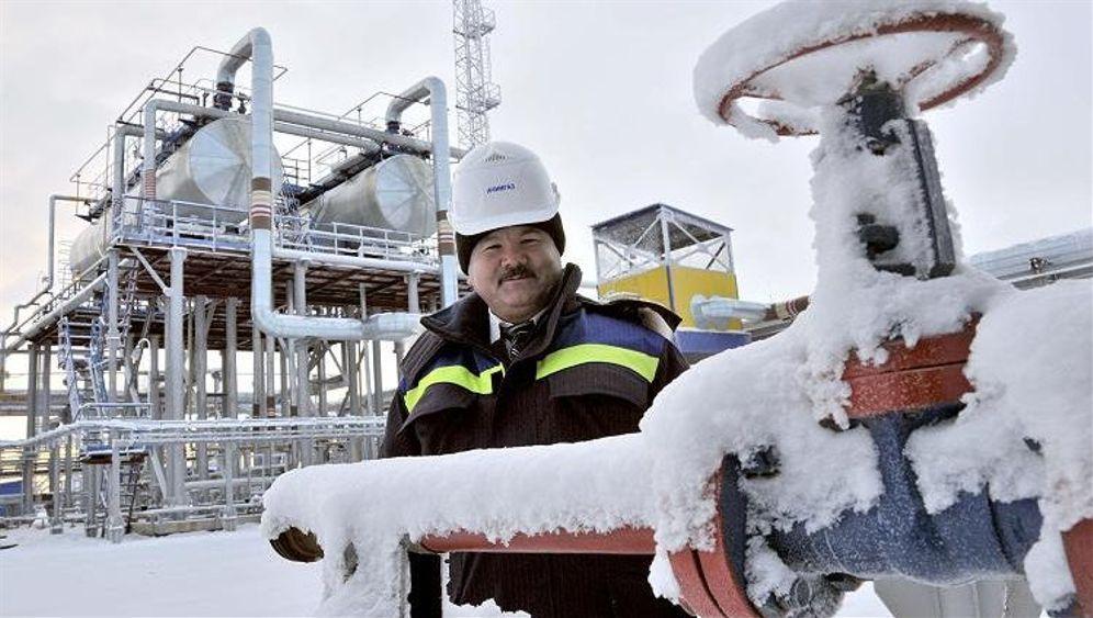 Fotostrecke: Gasförderung rund um die Welt