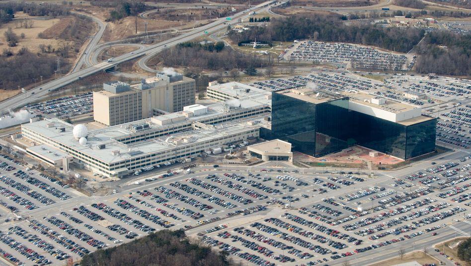 """NSA-Zentrale in Maryland: """"Wir vertuschen nicht"""""""