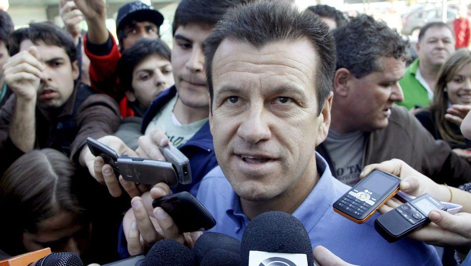 Coach Dunga: Die Zeit als Nationaltrainer Brasiliens ist vorbei