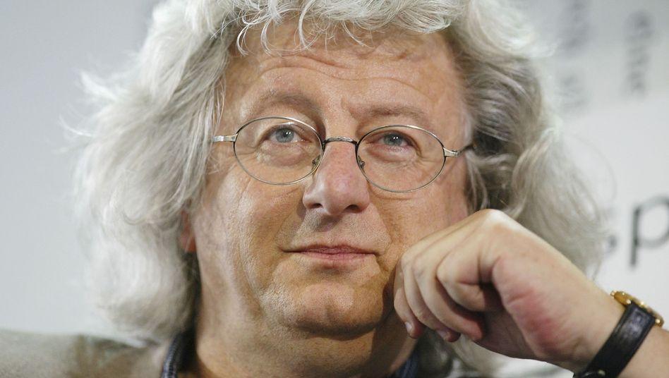 Schriftsteller Esterházy (Archivfoto): International bekannter Autor