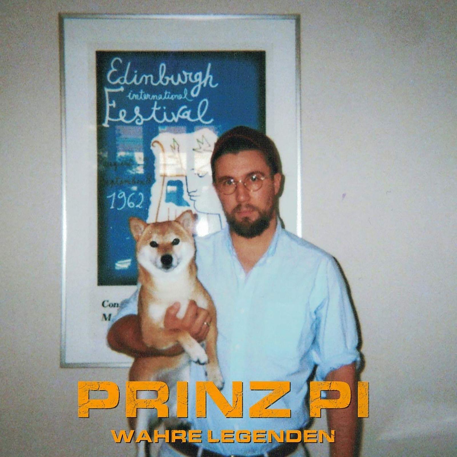 Abgehoert/ Prinz Pi: Wahre Legenden COVER