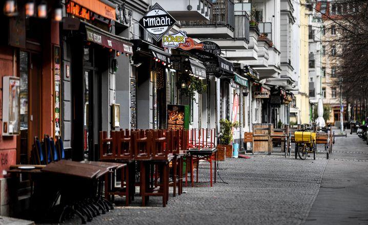 Geschlossene Restaurants und Bars in Berlin