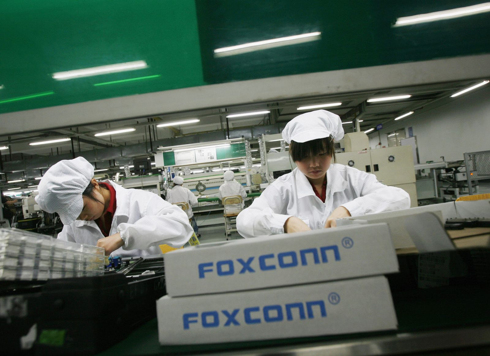 FOXCONN-INDONESIA/