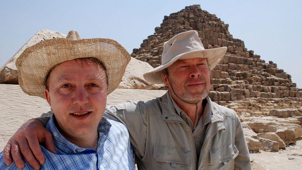 Fotostrecke: Deutsche Hobbyforscher auf Tour in Ägypten