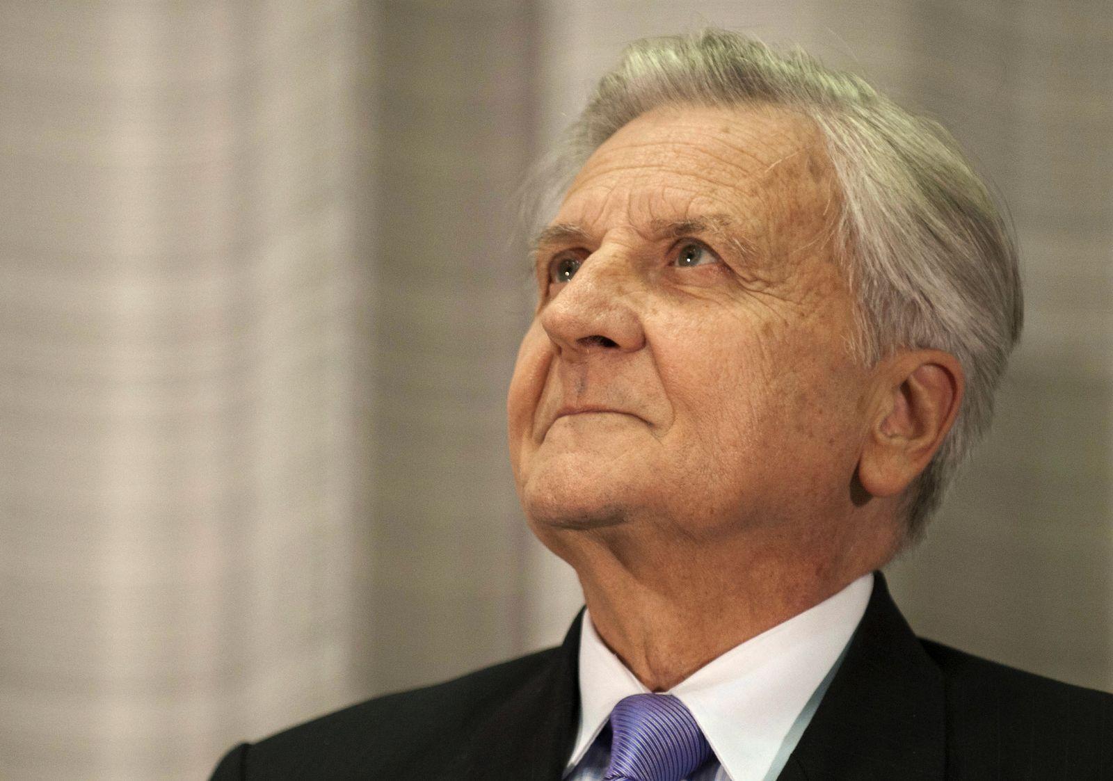 NICHT VERWENDEN Trichet