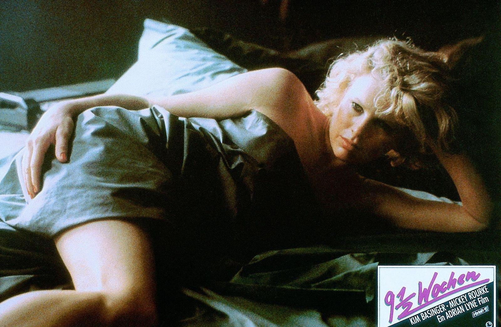 Sexsymbole der 80er / 9 1/2 Wochen / Kim Basinger