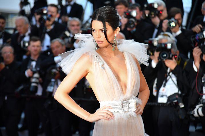 Schwester und Model: Kendall Jenner