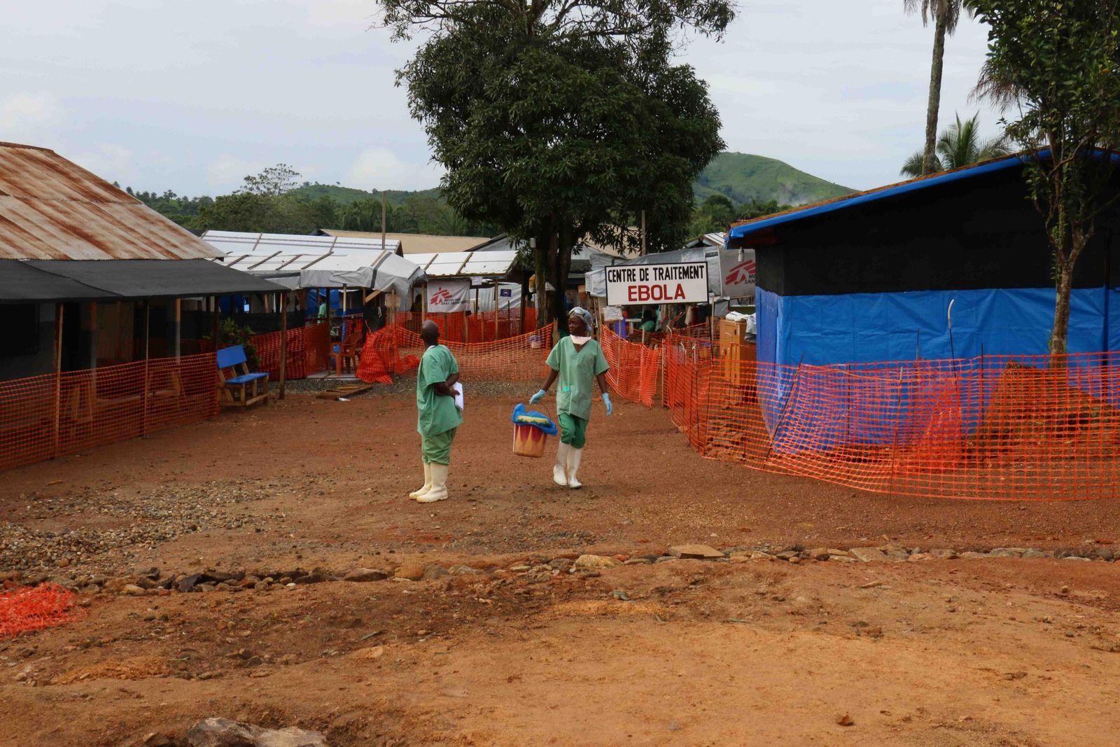 Ebola Health Center