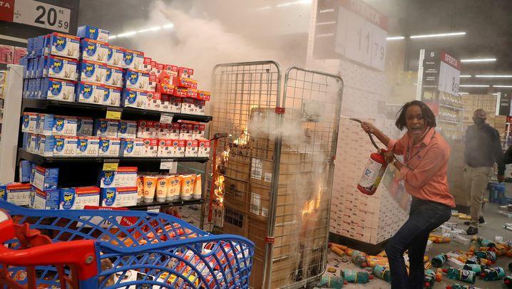 »Schwarze Leben zählen«: Proteste in Brasilien