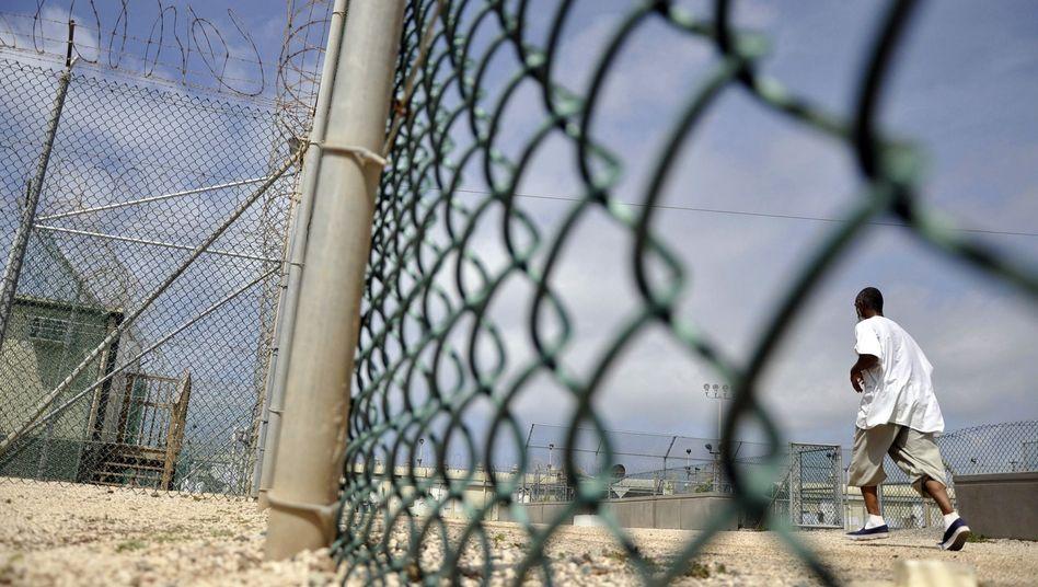 Guantanamo-Häftlinge: China fordert die Auslieferung der Uiguren