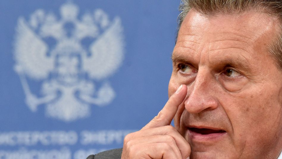 Designierter IT-Kommissar Oettinger: Kampfansage an den Suchmaschinen-Riesen