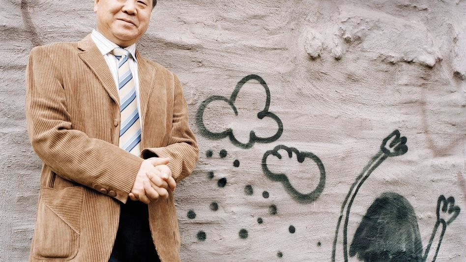 Nobelpreisträger Mo Yan