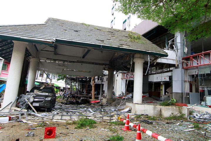 Hotel In Pattani