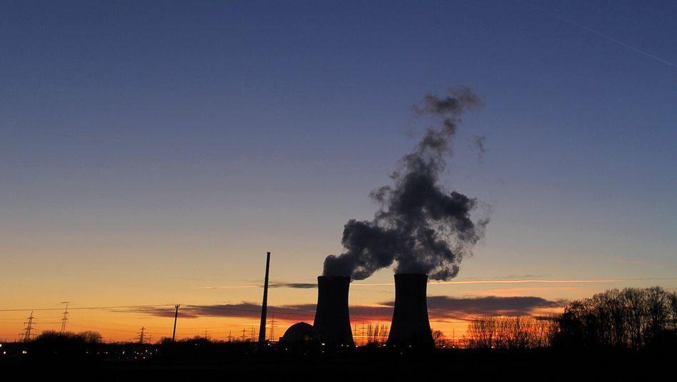 Deutsches AKW Grafenrheinfeld: Langsamer Abschied von der Kernkraft