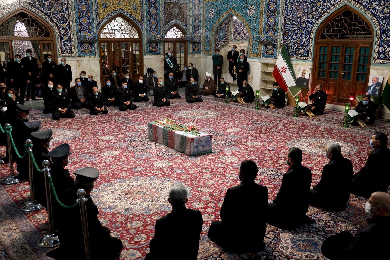 Nach Tod von iranischem Atomphysiker