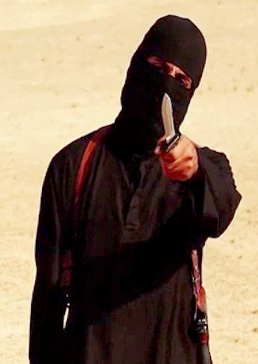 Islamischer Staat/ Jihadi John