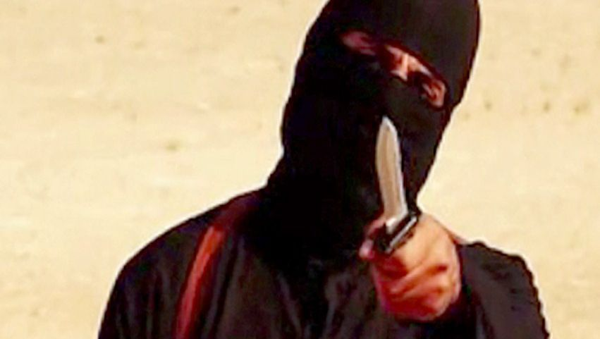 """""""Jihadi John"""" in einem Video des IS: Hochschulabschluss in Computerprogrammierung"""
