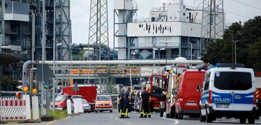 Leverkusen: Explosion im Chempark – drei weitere Personen tot geborgen