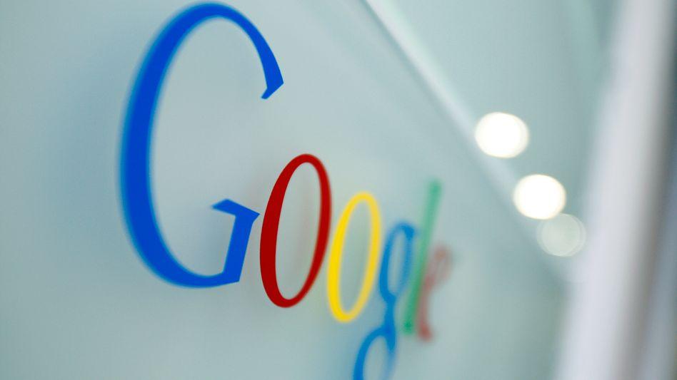 Google-Logo: Die Suchmaschine beobachtet, was Menschen für relevant erachten