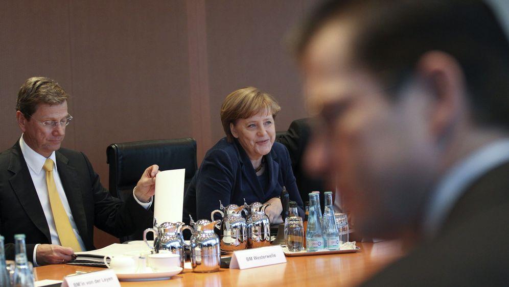 Außenminister Westerwelle: Comeback aus der Krise