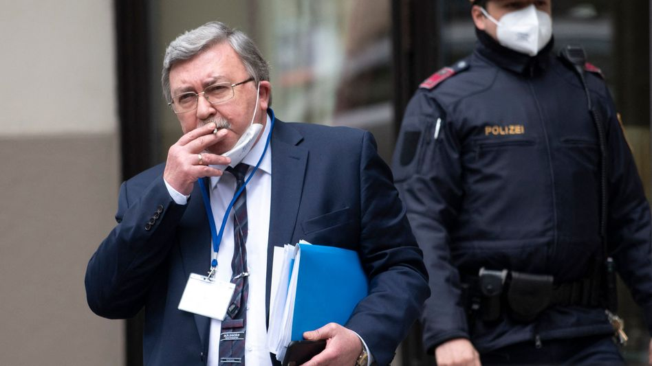 Russischer Iran-Verhandler Uljanow in Wien: »Ich bin vorsichtig optimistisch«