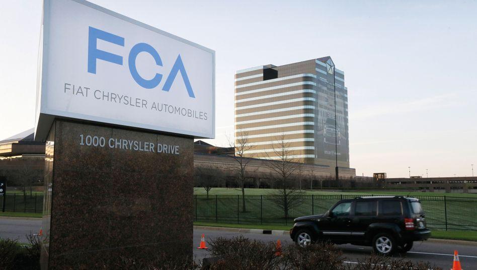 Fiat-Chrysler-Zentrale