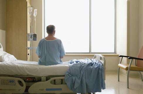 Krankenhauspatient: Überraschend hohe Kosten