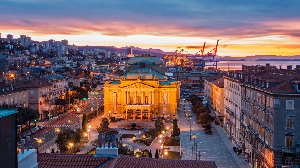 Europäische Kulturhauptstadt Rijeka: Aus Alt mach Neu