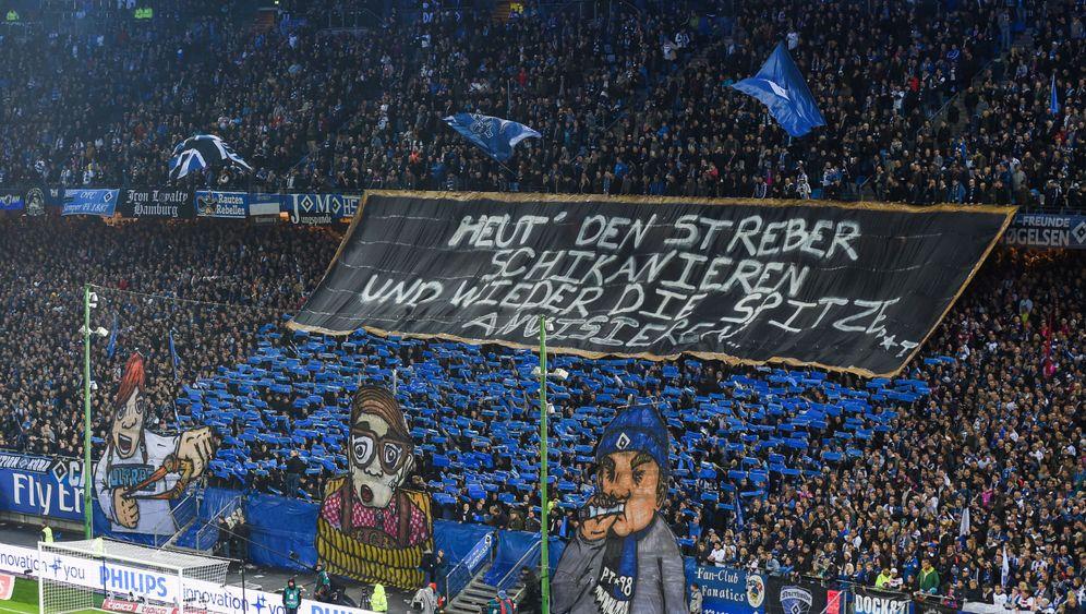 Niederlage des HSV: Vergeblicher Kampf