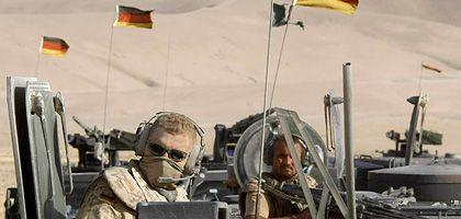 Bundeswehrsoldaten in Afghanistan: Die Gewalt am Hindukusch eskaliert