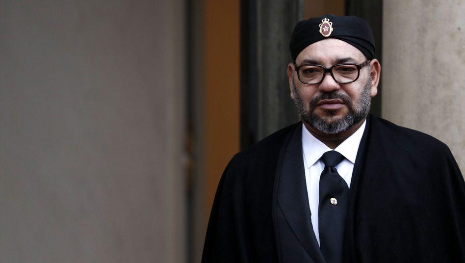 Mohammed VI., König von Marokko