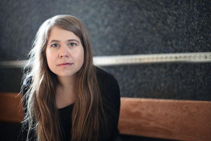 Autorin Julia von Lucadou