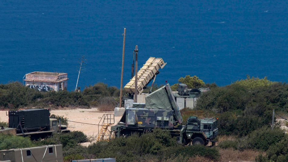 Israelische Patriot-Stellung (Archivbild)