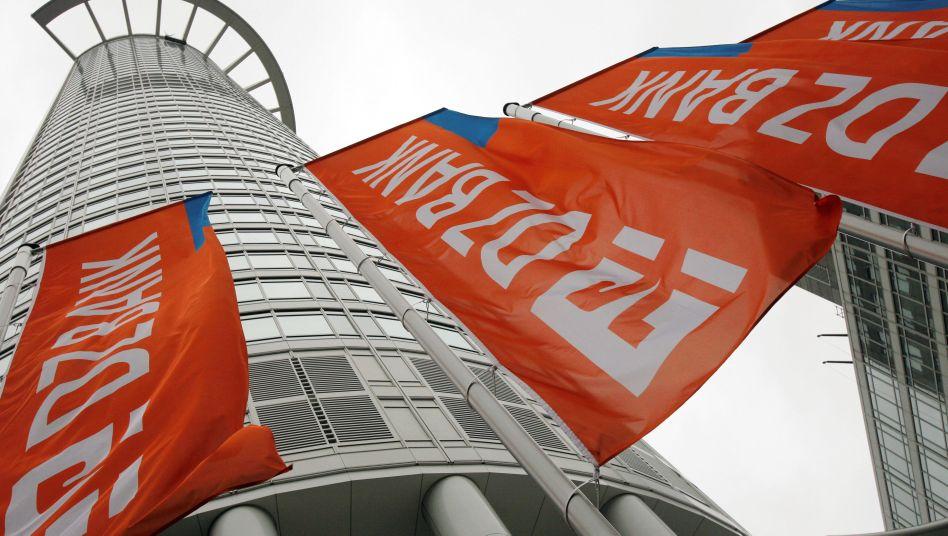 """Zentrale der DZ Bank in Frankfurt: """"Das Schlimmste erwarten, das Beste hoffen"""""""
