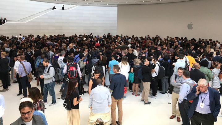 Apple-Neuheit: Unser erster Eindruck vom iPhone X